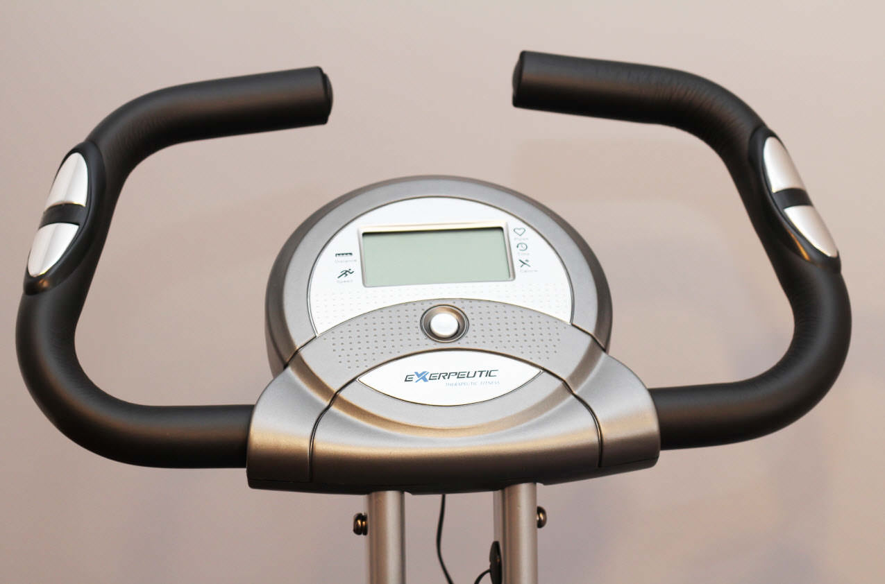 Computer with handlebar