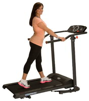 Exerpeutic TF1000 Fitness Electric Treadmill