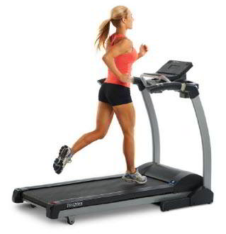 LifeSpan TR1200i Folding Treadmill main