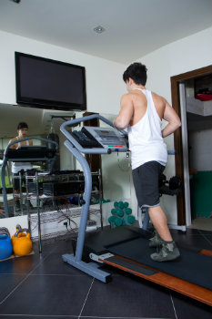 small treadmill
