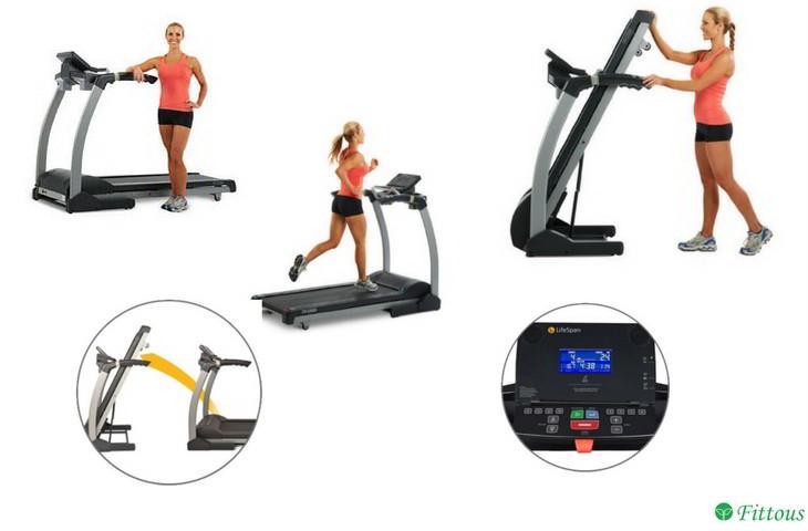 TR1200i Treadmill