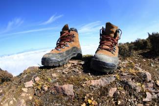 hiking boots plantar fasciitis
