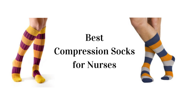 Best Compression Socks for Nurses of 2017 [Reviews and Comparison]