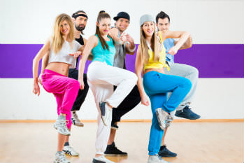 Nike dance sneakers for zumba
