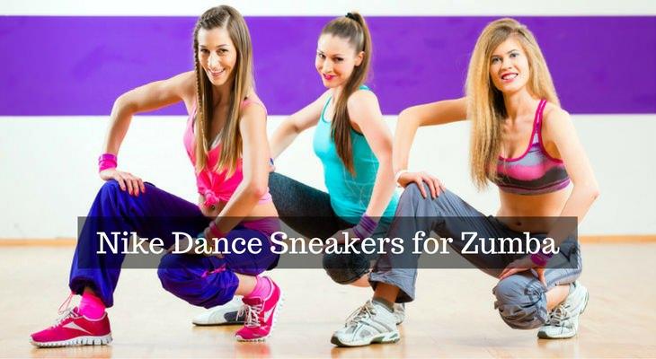Nike sneakers for zumba