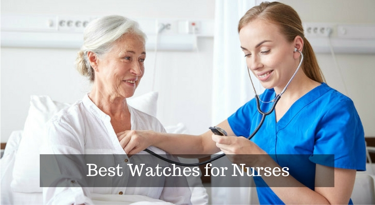 Best Watches for Nurses [Reviews]