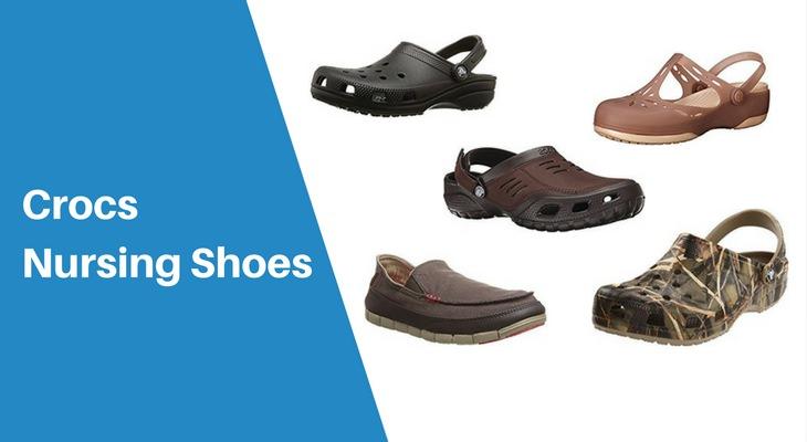 Best Crocs Nursing Shoes
