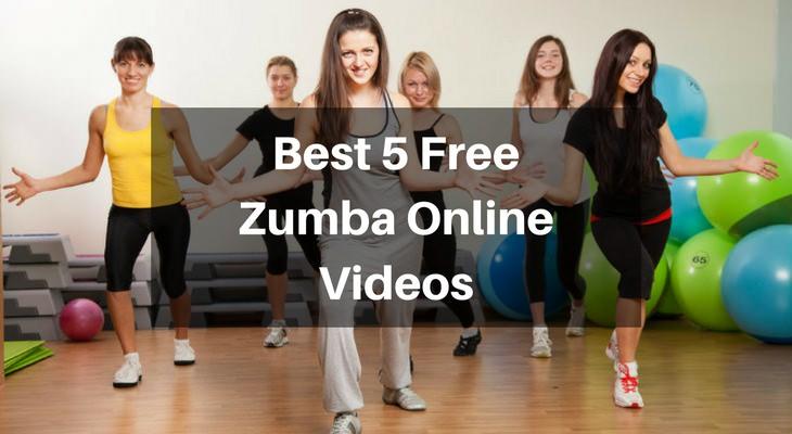 Free Zumba Videos Online