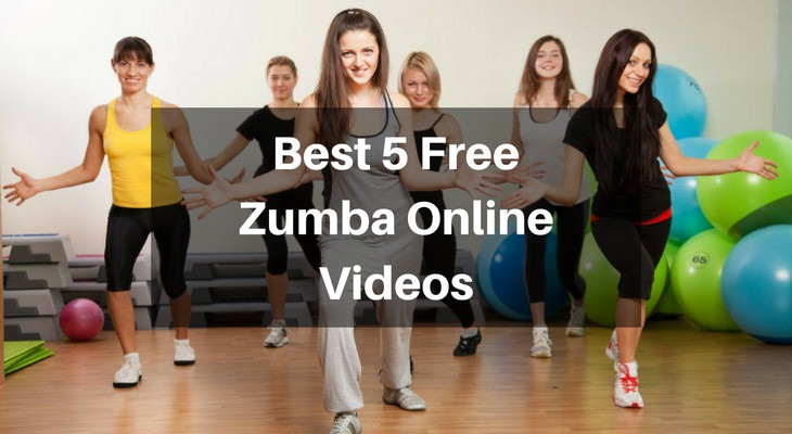 5 Free Zumba Youtube Videos Reviews