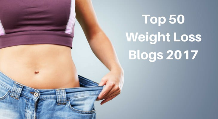 Top 50 Weight Loss Blogs You Should Be Following in 2017