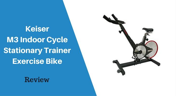 Keiser M3 Indoor Cycle Exercise Bike