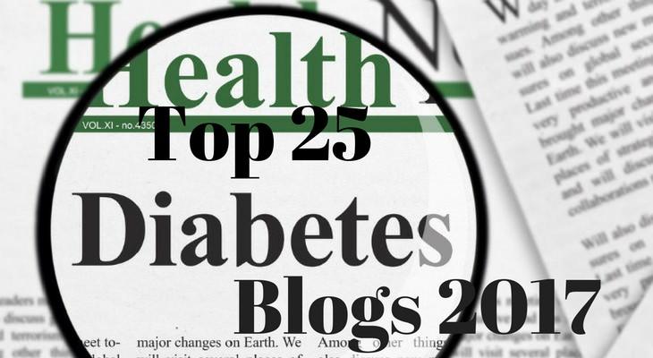 Top 25 Diabetes Blogs - 2