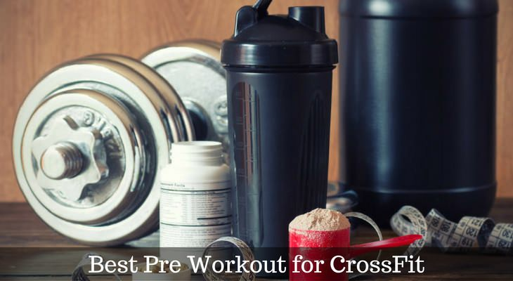 Pre Workout for CrossFit