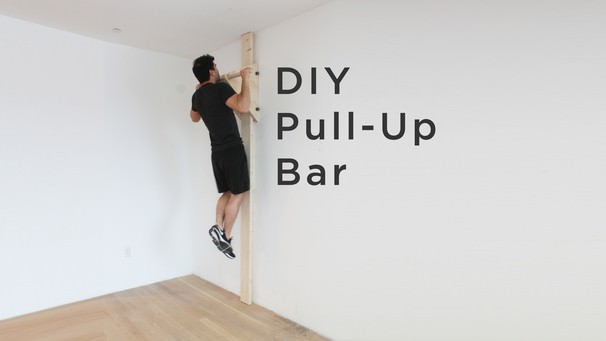 building pull up bars