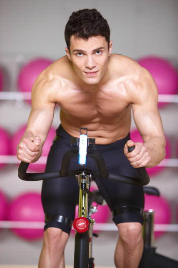 HIIT Indoor cycling workout
